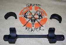 "Dednutz Game Reaper 10064 High Black Mossberg 100ATR 1""Scope Mount 14865"