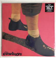 The Cowboys-Volume 4 LP - US pressing 2018 Indiana DIY Punk ROCK