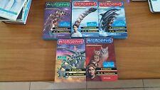 animorphs 5 volumetti -  10 euro - box 1 nono