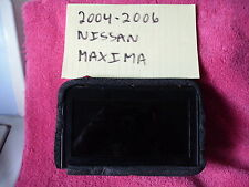 2004-2006 NISSAN MAXIMA INFORMATION DISPLAY SCREEN FACTORY OEM FREE SHIPPING!