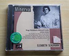 ELISABETH SCHUMANN SINGS SCHUBERT (1933-1945) - CD SIGILLATO (SEALED)
