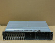Dell PowerVault MD1120 array di storage SAS 10x 146 GB 15K di hard disk 2 Controller