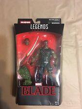 """Marvel Knights Marvel Legends Man-Thing BAF Wave 6"""" Marvel's Blade Netflix Wave"""