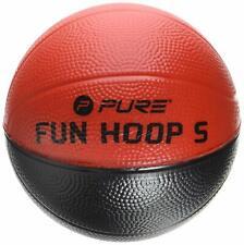 Pure 2Improve Fun Hoop Schaumstoffball 4.0, schwarz/rot, Durchmesser 10,2cm
