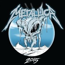 METALLICA - 2015 Wall Calendar by Brown Trout