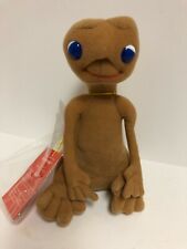 "Vintage 1982 Showtime Kamar 8"" ET Extra Terrestrial Plush Stuffed Animal Doll"