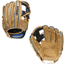 "2022 Wilson A1000 11.75"" Infield Baseball Glove 1787 Model - THROWSRIGHT"