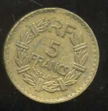5 francs   LAVRILLIER    1946 C