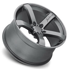 MRR VP5 18x9.5 5x108 Gun Metal Wheels Rims (Set of 4)