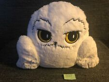 Harry Potter Hedwig Owl Cushion / Pillow Plush Teddy Soft Toy Cute - By Primark