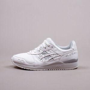 Asics Sportstyle Gel-Lyte III OG White Grey Shoes lifestyle New Men 1201A081-100