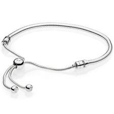 PANDORA Schmuck Armband 597125 CZ-2 Silber Charms
