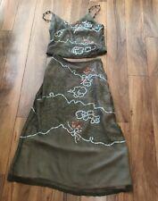 Women's Anopia Top/skirt NWT$115 Size 6 100% Silk