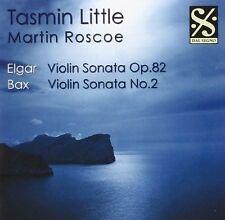 Elgar / Bax / Little - Violin Sonata in E minor Op 82 [New CD]