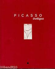 PICASSO EROTIQUE REUNION DES MUSEES NATIONAUX 2001
