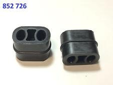 4 Stück Auspuff Gummi Halter Abgasanlage OPEL MERIVA A (alle Modelle)