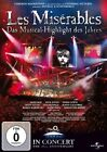 LES MISERABLES Musical 25 ANNIVERSARY CONCERT DVD nuovo