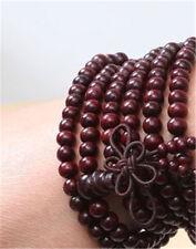6mm Bouddha Bois 216pcs santal perle Résilient Bracelet / collier