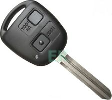 remote key fob case WITH BUTTONS TOYOTA camry celica carina prius periva ipsum
