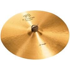 "Zildjian K1066 16"" K Constantinople Crash Thin Drumset Cast Bronze Cymbal - Used"
