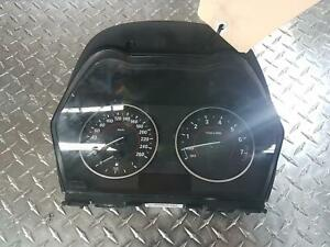 BMW 1 SERIES INSTRUMENT CLUSTER PETROL, AUTO T/M TYPE, F20, HATCH, 06/11-05/19