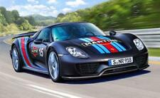 Revell Porsche Car Toy Models