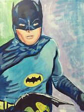 Commission - You Pick The Character - One Original  Pop Art Painting 16x20