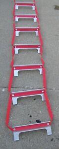 Kidde KL-2S Two-story Fire Escape Ladder Anti-slip Rungs 13-foot Long1-foot Wide
