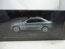 1:18 Museumsmodell B66962192 Mercedes-benz CLK Clase Coupé Azul Plateado Rareza§