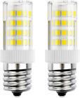 OHLGT E17 LED Bulb for Microwave Oven Appliance, 4 Watt 40W Halogen Bulb White  photo