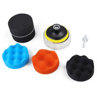 7pcs Gross Polishing Buffing Pad Kit for Auto Car Polishing Wheel Kit Buffer FP