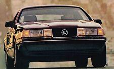 1987 Mercury COUGAR Brochure / Catalog: XR-7, LS, XR7