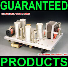 TUBE AUDIO AMPLIFIER PREAMP POWER SUPPLY 6AQ5 SOCKET CAPACITOR RESISTOR CHASSIS