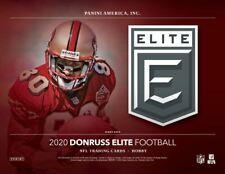 New England Patriots - 2020 Elite Football 1/3 Case (4) Box Break