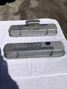 400-455 Micky Thompson Pontiac GTO  Firebird Vintage Valve Covers