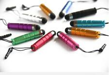 10Pcs Metal Stylus Screen Touch Pen For iPhone IPad Tablet PC Samsung HTC
