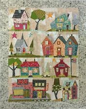 Quilt patterns for sale ebay my kinda town quilt pattern by peggy larsen for fiberworks 42 x 54 fandeluxe Image collections