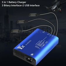 5 in1 Multi Intelligent Battery Charging Hub Charger for RC DJI Mavic Pro drone