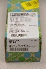 Phoenix Contact UT 2,5 Terminal Block -50 in this box-