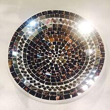bowl plate decorative display dish modern Mosaic Handmade Large decor NEW STYLE