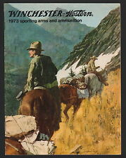 Winchester-Western Sporting Arms and Ammunition Catalog - 1973