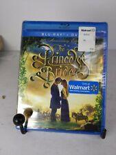 The Princess Bride (1987) BluRay + dvd brand new free shipping