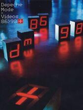 Depeche Mode - Videos 86-98 - 2 DVD