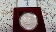 Austria 20 euro 2004 Ferdinand Max   Proof      argento