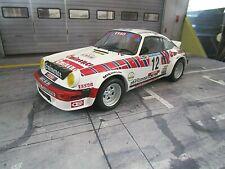 PORSCHE 911 SC Carrera Rallye Tour de Corse 1981 #12 Vincent Almeras UMBAU 1:18