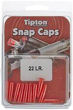 Tipton Snap Caps 22 LR, Per 10
