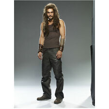 Stargate Atlantis Jason Momoa as Ronon Looking at Camera 8 x 10 Inch Photo