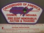 Boy Scout Crossroads of America S?  CSP 2596N