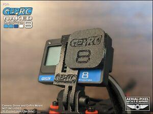 GEPRC Naked GoPro Hero 8 3D Printed TPU Lens Cap
