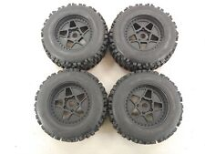 ARRMA DBOOTS BACKFLIP V5 Tires & 17mm Hex Wheels dB0822AX OUTCAST EXB 6S 1/8